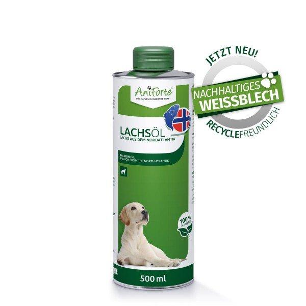 Aniforte - Omega-3 Lachsöl