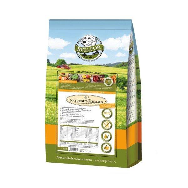 Naturgut-Schmaus - Insekten - Getreidefrei Kaltgepresst