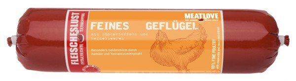 Fleischeslust - Feines Geflügel mit Süßkartoffel & Kamille