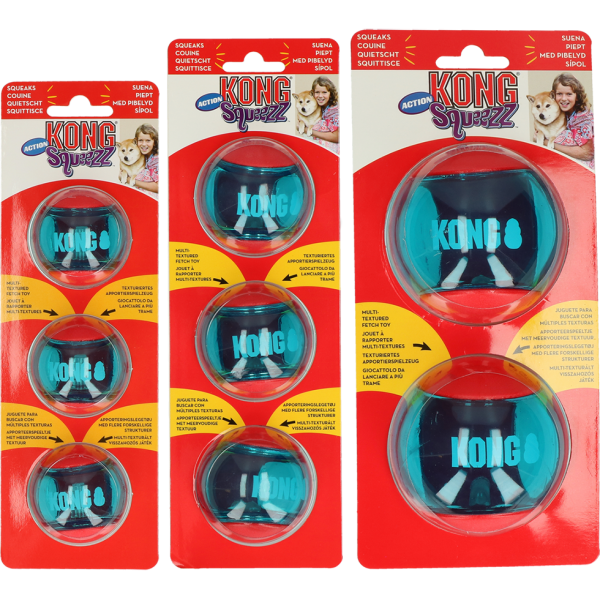 Kong Squeezz - Bälle
