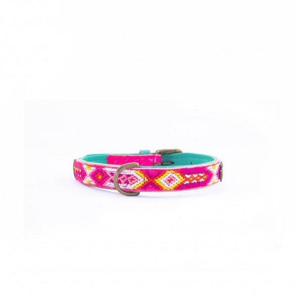 Hundehalsband Rose Puppy XXXS