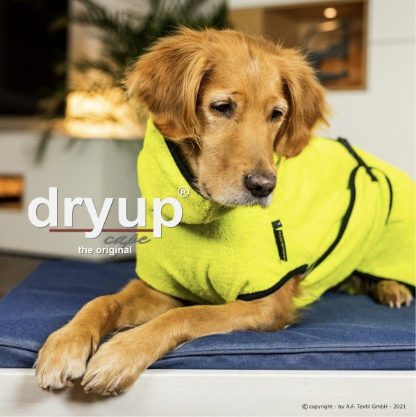 Dryup Cape - Lime