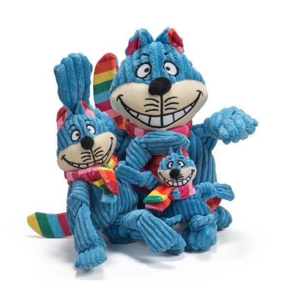 Hugglehounds - Knotties - Rainbow Cheshire Cat