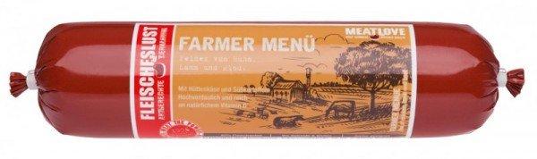 Fleischeslust - Farmer Menü