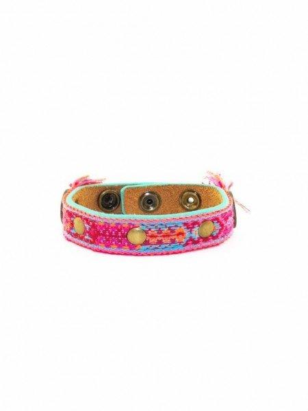 DWAM - Armband Rosa