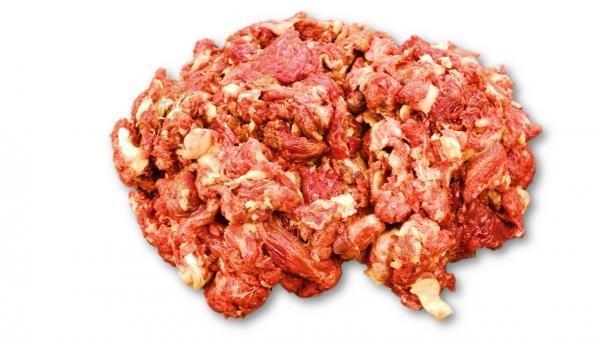 Metzgers Heimtiernahrung - Reines Premium Pferdefleisch - grob gewolft