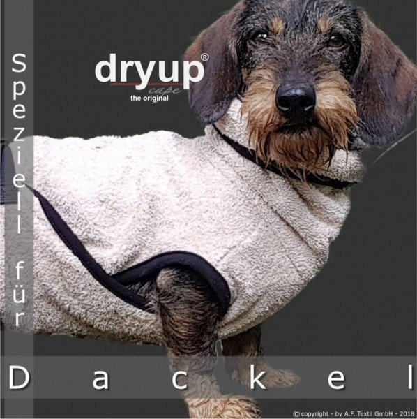 Dryup Cape - Dackel