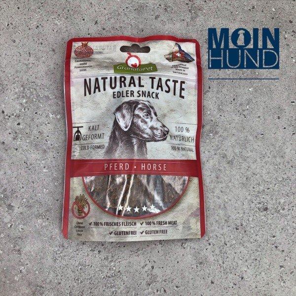 GranataPet - Natural Taste Edler Snack Pferd