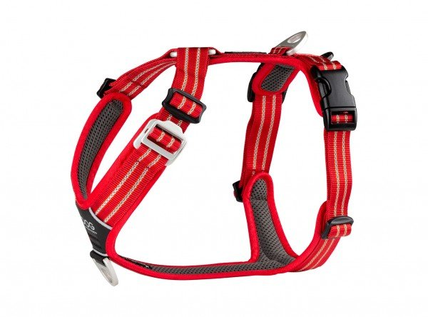 Comfort Walk Harness Air - Classic Red