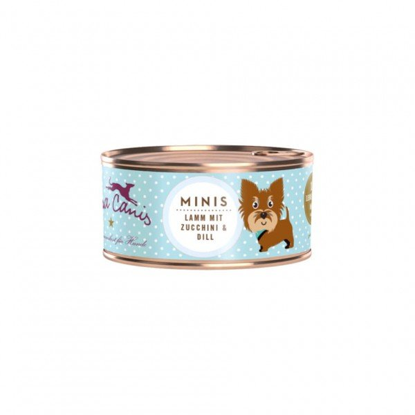 Lamm & Zucchini - Terra Canis - Mini