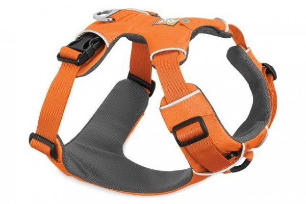 Front Range Harness - Orange Poppy