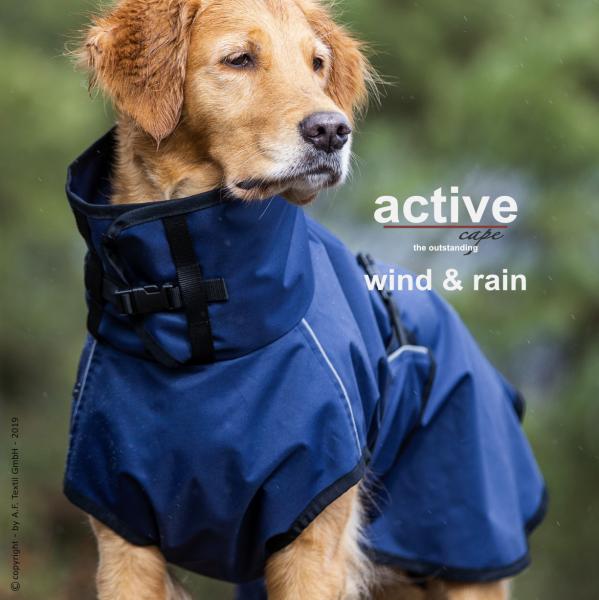ACTIVE CAPE WIND & RAIN
