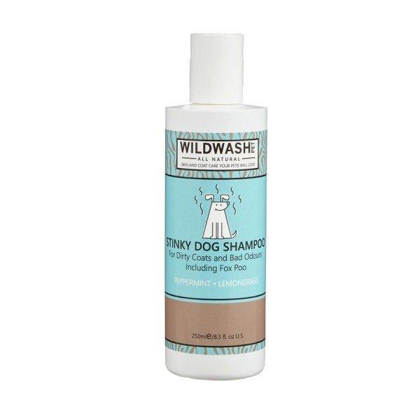 Wildwash - Pet - Stinky Dog Shampoo 250 ml
