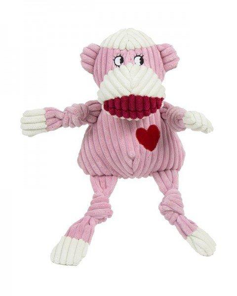 Ms. Sock Monkey Knottie Pink