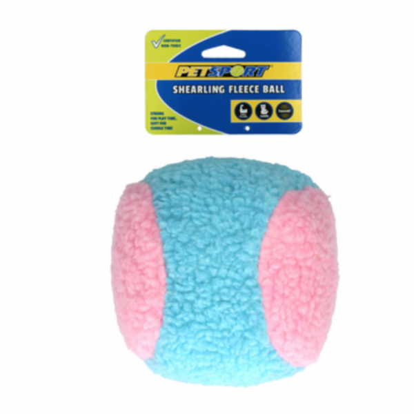 PetSport - Shearling Fleece Ball