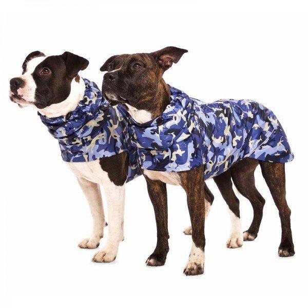 Sofadogwear - Gippy Rain Regenmantel - Navy