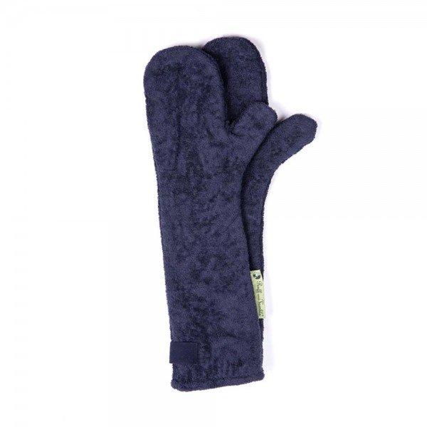Ruff & Tumble - Dog Drying Mitts - Trockenhandschuhe - Blau