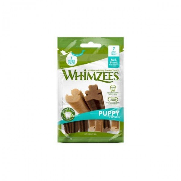 Whimzees - Value Bag Puppy M/L