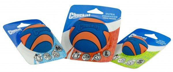 Ultra Squeaker Bälle - diverse Größen