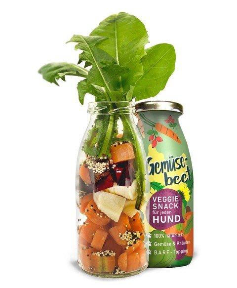 Smoothie Dog - Gemüsebeet