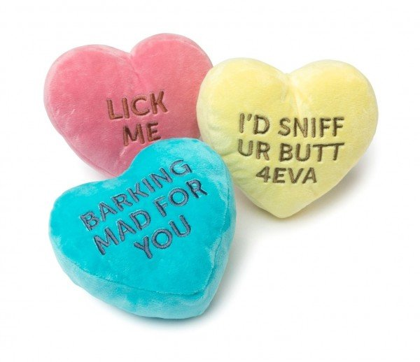 Candy Hearts - 3er Pack