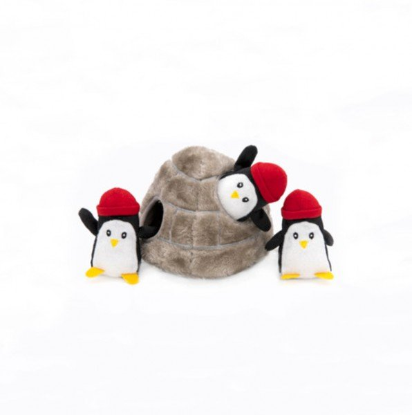 Holiday Pinguin - Iglu
