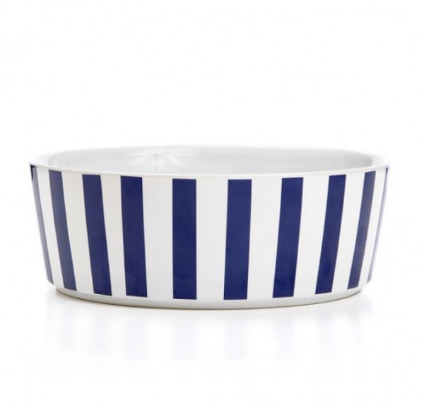 Waggo - Stripey Soiree Blau