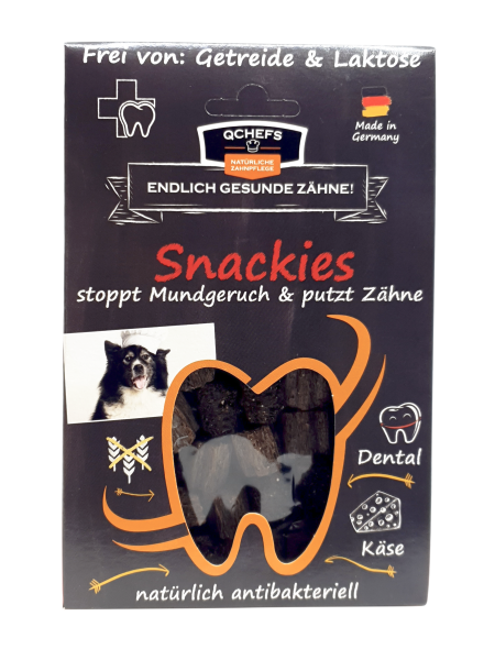 Snackies - QChefs