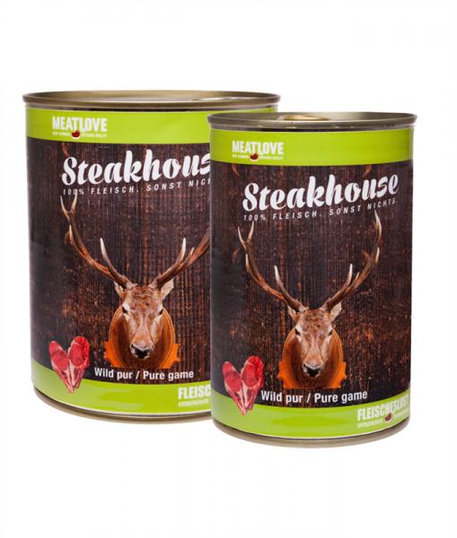 Steakhouse Wild pur