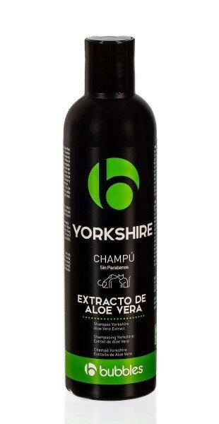 Bubbles - Hundeshampoo mit Aloe Vera für Yorkshire Terrier