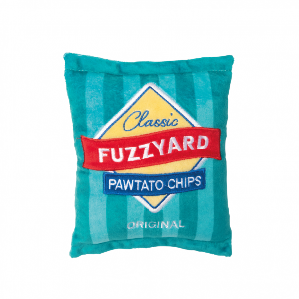 Fuzzyard - Pawtato Chips