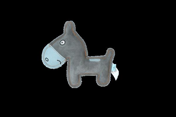 Tiny Doodle Donkey - Hellblau