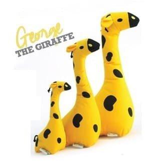 George - Die Giraffe