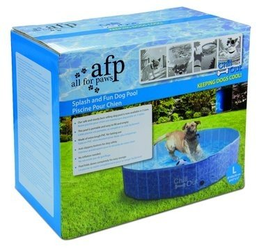 Chill Out-Splash and Fun Dog Pool