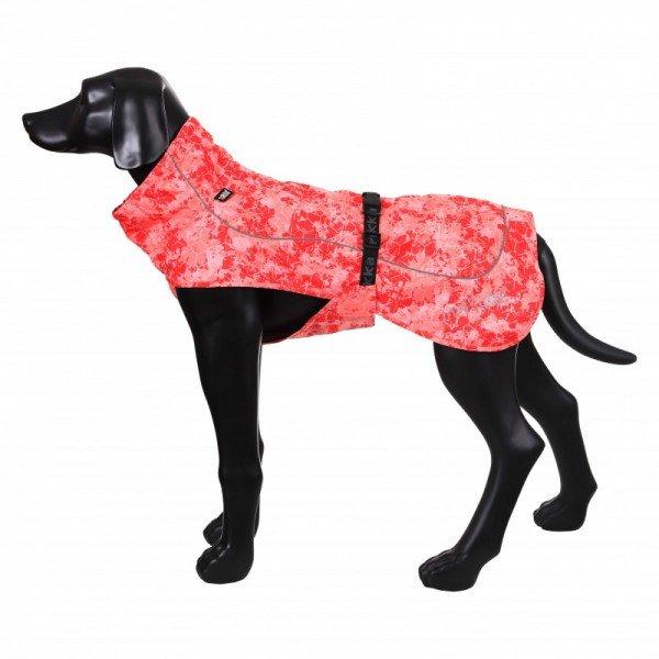 Rukka - Hunde Regenmantel Drizzle - Tomato