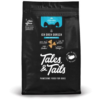 Tales & Tails - Ich dreh Dorsch