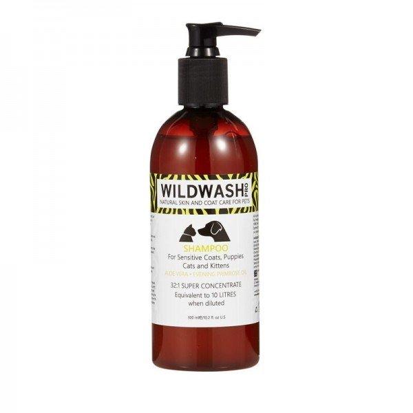 Wildwash - Pro - Shampoo Sensitive 300 ml