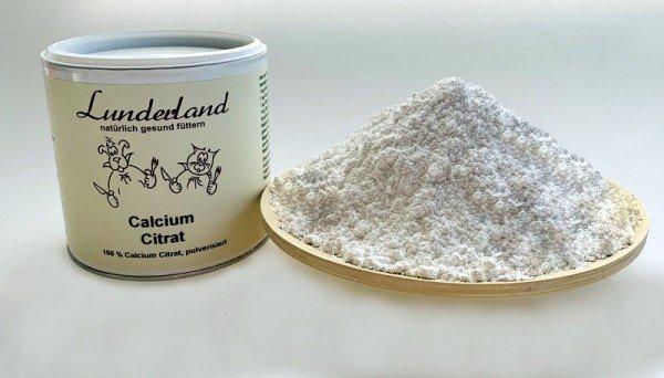 Lunderland - Calcium Citrat