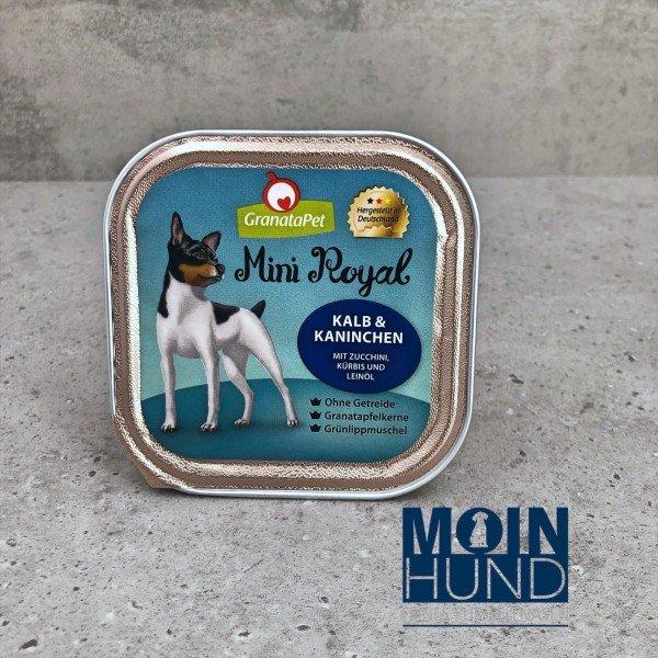 Mini Royal Kalb& Kaninchen