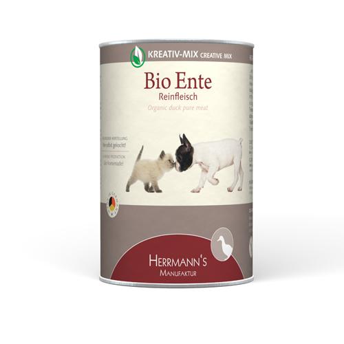 Herrmann's Manufaktur - Bio Ente Beinfleisch 400g
