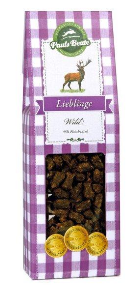Lieblinge Wild - Pauls Beute