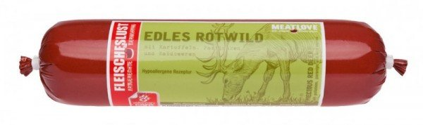 Fleischeslust - Edles Rotwild
