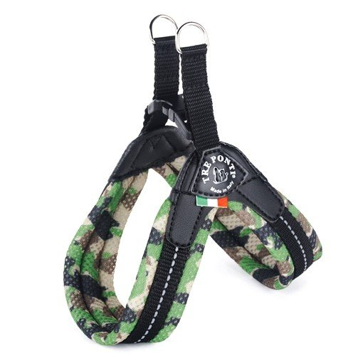 Easy Fit Soft Mesh Camouflage Click