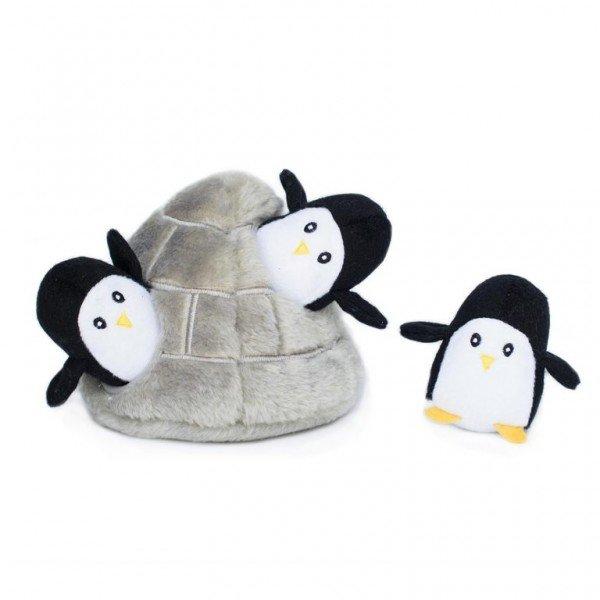 ZippyPaws - Zippy Burrow - Pinguinhöhle