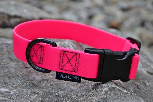 Treusinn - Biothane Stay - 25 mm NEONPINK