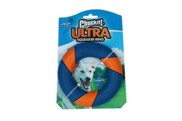 Ultra Squeaker Ring - Verpackung