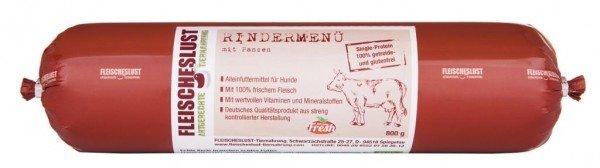 Fleischeslust - Rindermenü mit Pansen