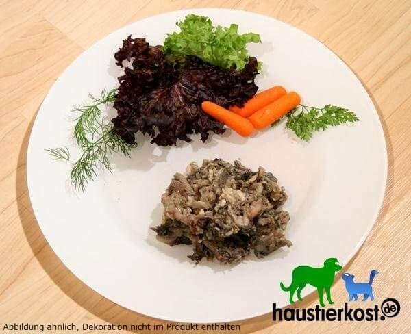 Rinderpansen grün - Haustierkost