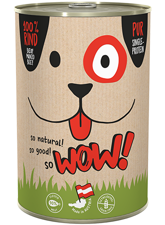 WOW! - Single Protein Rind pur