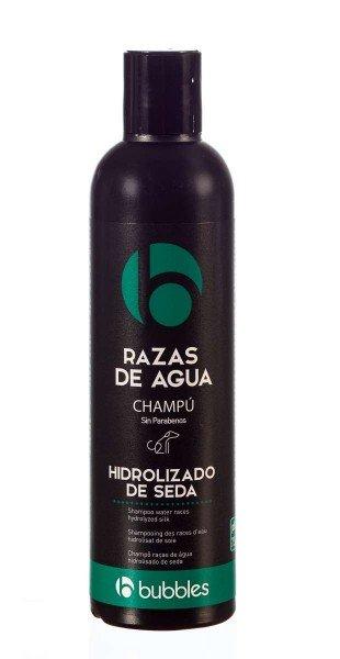 Bubbles - Feuchtigkeits-Hundeshampoo mit Seidenprotein